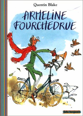9782070547937: Armeline Fourchedrue