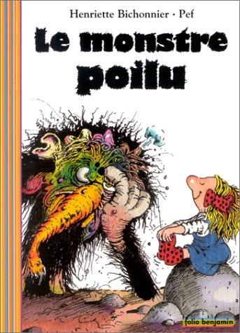 9782070547982: Le Monstre Poilu