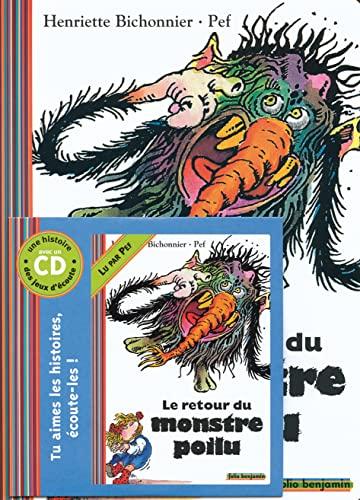 9782070548057: Le Retour du monstre poilu