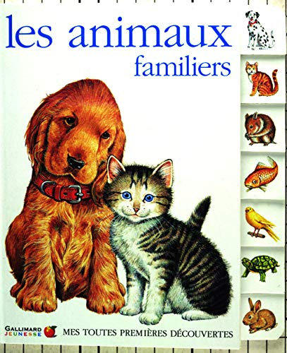 9782070548293: Les animaux familiers