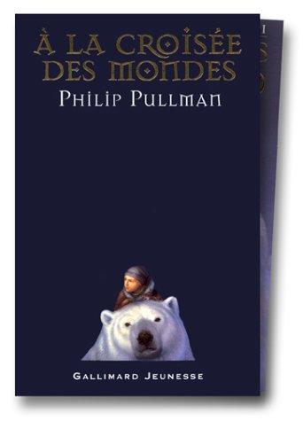 9782070548514: A la croisée des mondes (coffret 3 volumes)