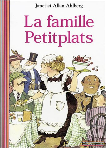 La Famille Petitplats (2070548538) by Janet Ahlberg; Allan Ahlberg