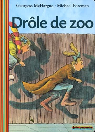 9782070548811: Drôle de zoo