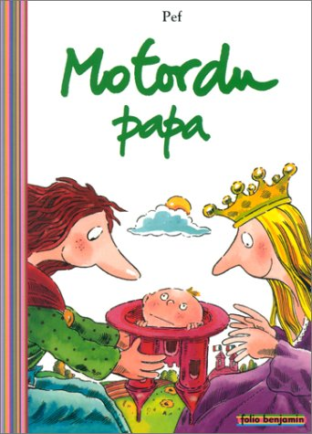 9782070548927: Motordu Papa (French Edition)
