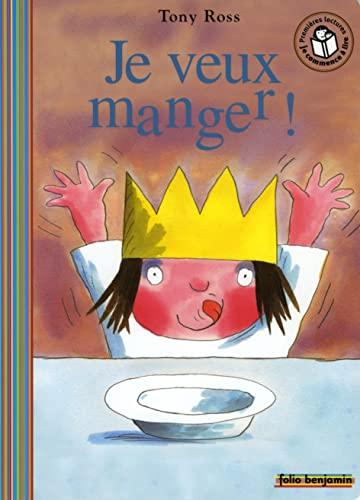 9782070548972: Je veux manger (French Edition)
