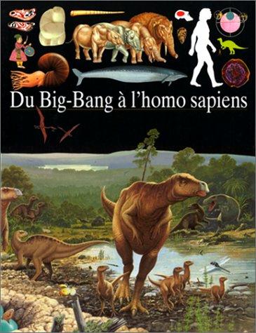 9782070549016: Du Big-Bang � l'homo sapiens