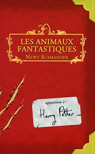 9782070549283: Les animaux fantastiques vie et habitat des animaux fantastiques - appartient a harry potter