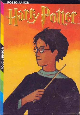 9782070549726: Harry Potter, coffret de 4 volumes : Tome 1 à tome 4
