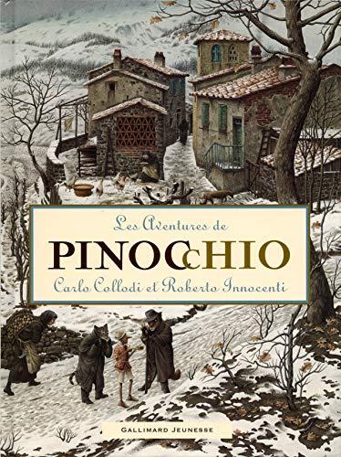 Aventures De Pinocchio (Les): CARLO COLLODI, ROBERTO INNOCENTI