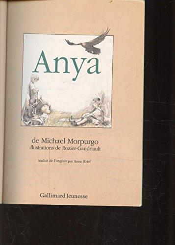 9782070551194: Anya