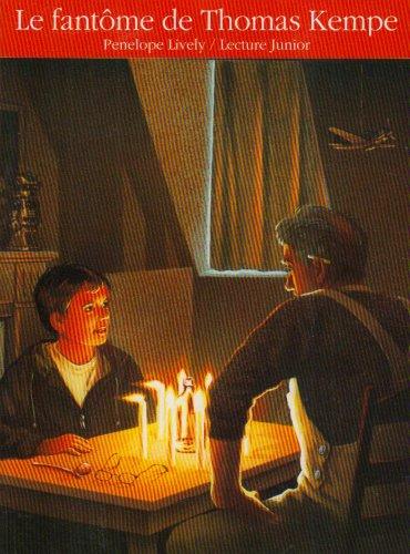 9782070551378: Le fantôme de Thomas Kempe