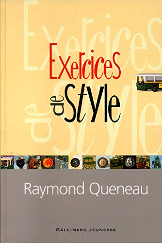 9782070552023: Raymond Queneau : Exercices de style