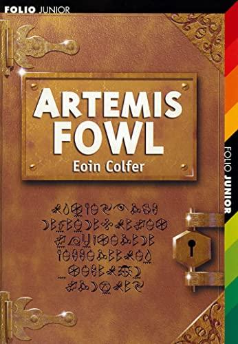 9782070552504: Artemis Fowl, Tome 1 :