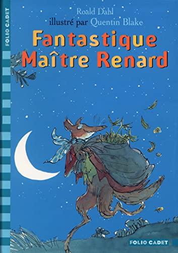 9782070552689: Fantastique Maître Renard