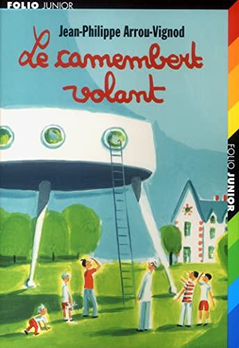 9782070553037: Le camembert volant (Folio Junior)
