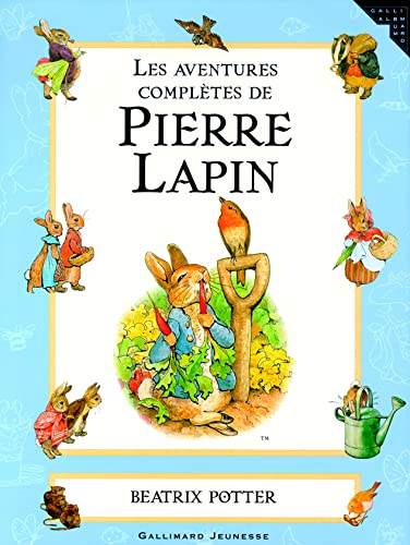 9782070553228: Les Aventures Completes De Pierre Lapin (French Edition)