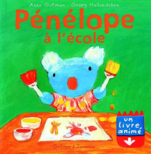 9782070553303: Penelope a l'ecole
