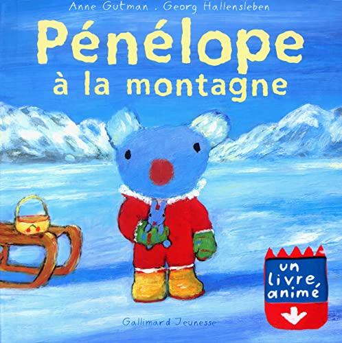 9782070554065: Penelope a LA Montagne (French Edition)