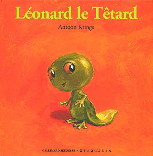 9782070554928: L�onard le T�tard