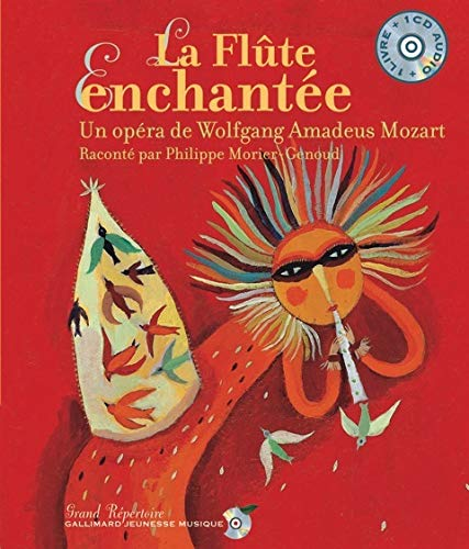 La Flûte Enchantée (French Edition): Thierry Beauvert