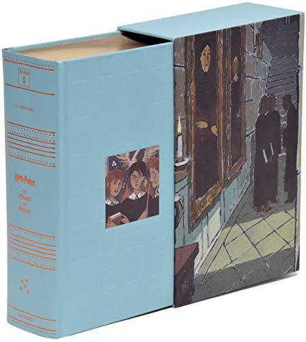 9782070556861: Harry Potter, tome 5 : Harry Potter et l'Ordre du Phénix (édition deluxe)
