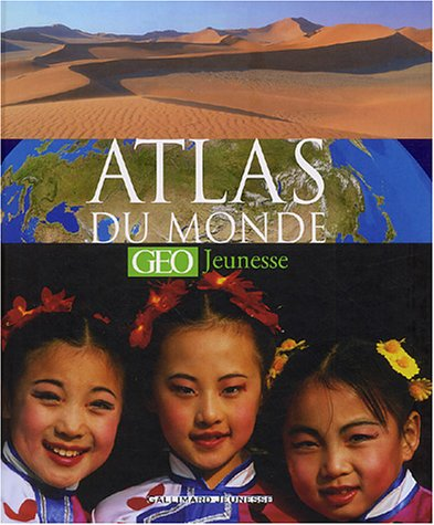 9782070557394: L'atlas du monde (French Edition)