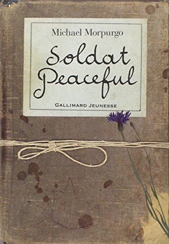 9782070557936: Soldat Peaceful
