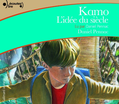 9782070558162: Kamo, l'Idée du Siecle CD