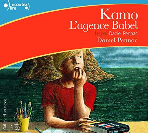 9782070558179: Kamo, L'Agence Babel/CD Audio (French Edition)