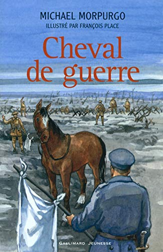 9782070558902: Cheval de guerre (French Edition)