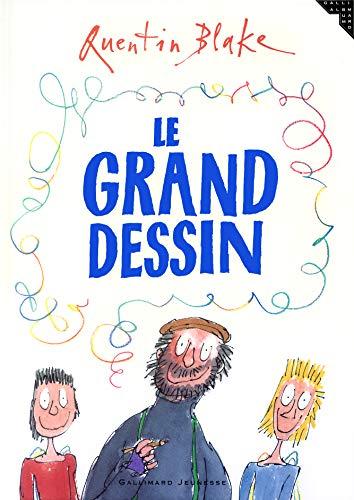 9782070558964: Le Grand Dessin