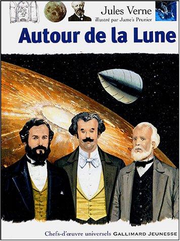 9782070559879: Autour de la lune (Chefs-d'oeuvre universels)