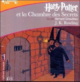 9782070559992: Harry Potter, II:Harry Potter et la Chambre des Secrets (Écoutez lire)