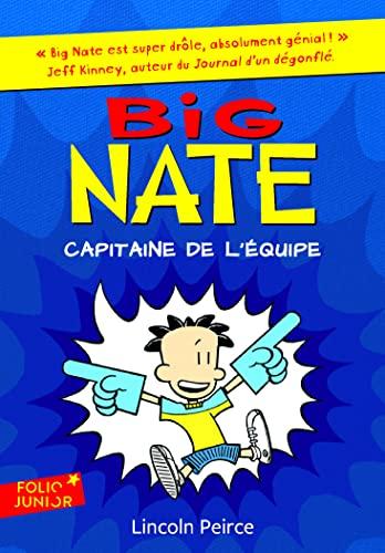 9782070560141: Big Nate, capitaine de l'�quipe