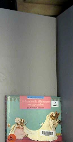 9782070560387: La Demoiselle d'Honneur Insupportable
