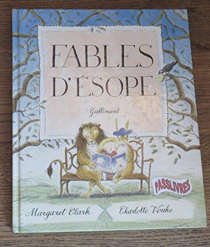 9782070563272: Fables d'Ésope