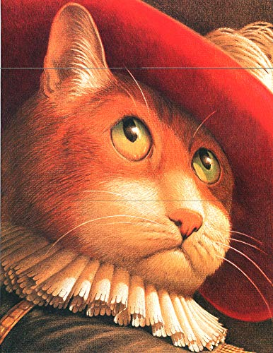 Le Chat botté (ALBUMS JEUNESSE) (9782070563661) by Perrault, Charles; Marcellino, Fred