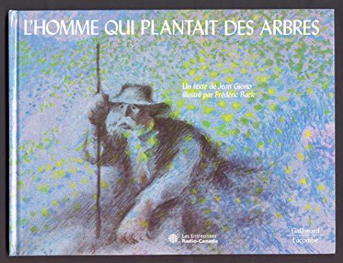 9782070564095: L'Homme qui plantait des arbres