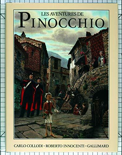 Les aventures de Pinocchio: Histoire d'un pantin: Carlo Collodi, Roberto