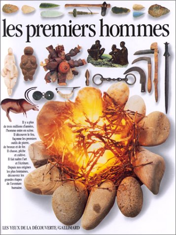 9782070564392: LES PREMIERS HOMMES