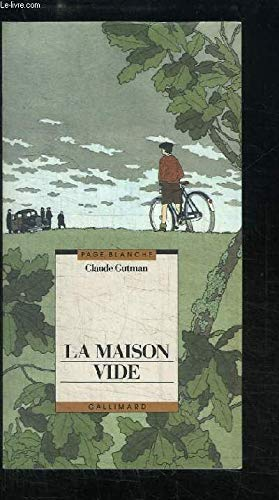 9782070564453: La maison vide (Collection Page blanche) (French Edition)