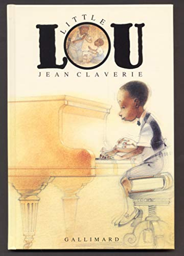 9782070564545: Little lou (French Edition)