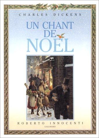 9782070564613: Un chant de Noël