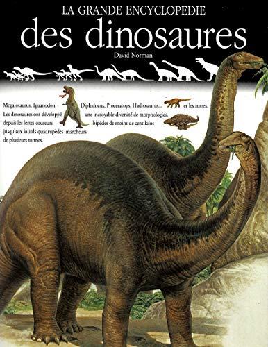 9782070564903: La grande encyclopédie des dinosaures
