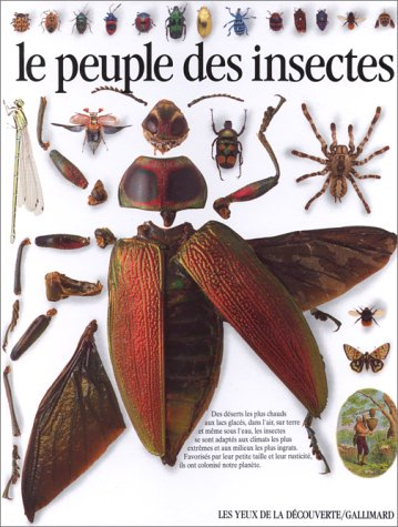 Le peuple des insectes (French Edition): Mound, Laurence, Kindersley,
