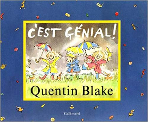 C'est genial ! (French Edition): Gallimard