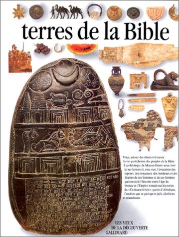 Terres de la Bible: Tubb, Jonathan N,