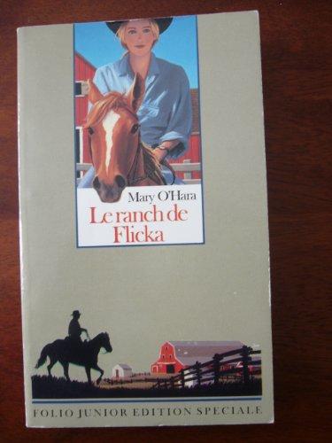 9782070566112: Le ranch de Flicka