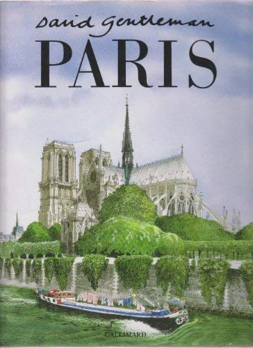 Paris (9782070566198) by David GENTLEMAN