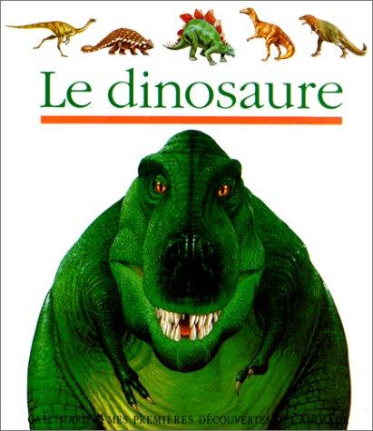 9782070566426: Le dinosaure